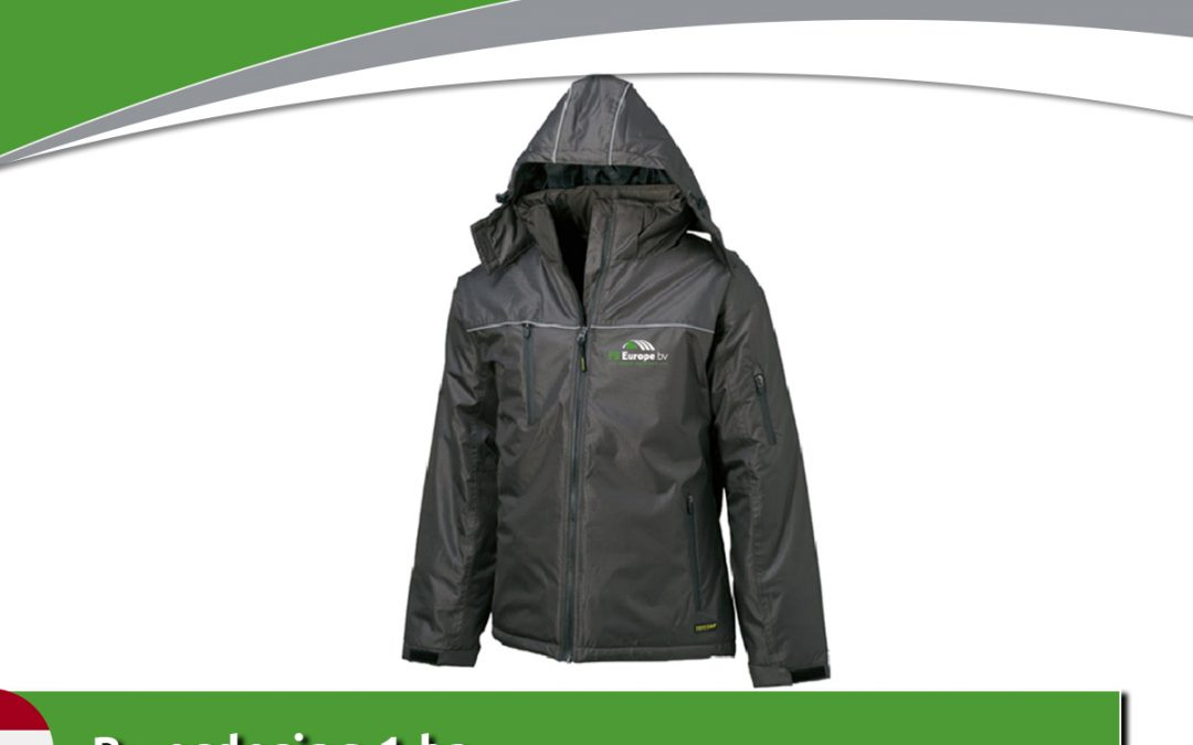 Free waterproof winter jacket