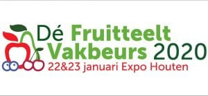 Fruitteelt vakbeurs Houten 22-23 januari 2020